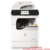 Máy đa chức năng HP PageWide Managed Color MFP P77740zs