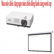 PROJECTORS SONY DX270