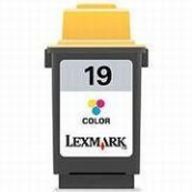 #19 Color Print Cartridge