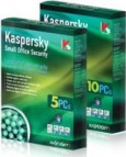 Kaspersky KSOS 1 Server + 5 PCs