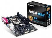 Main Gigabyte H81 DS2