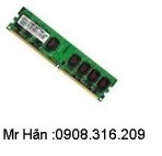 1GB DDR2 DIMM JR DDR2-800 (8 chip)