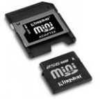 Mini SD 1GB