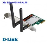 DLink DWA 566 PCI Express Dual Band Wireless Adapter