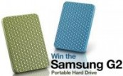 HDD 320GB SAMSUNG G2