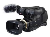 Professional HD camcorder JY-HM90