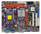 MAINBOARD  ECS G31-M7-BOX