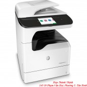 Máy đa chức năng HP PageWide Managed Color MFP P77740z