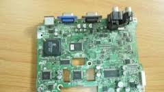 Mainboard may chieu Panasonic PT-LB51